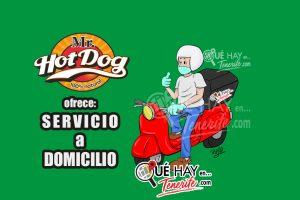Mr.Hot Dog